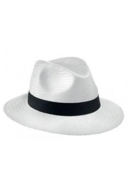 Cappello paglia carta