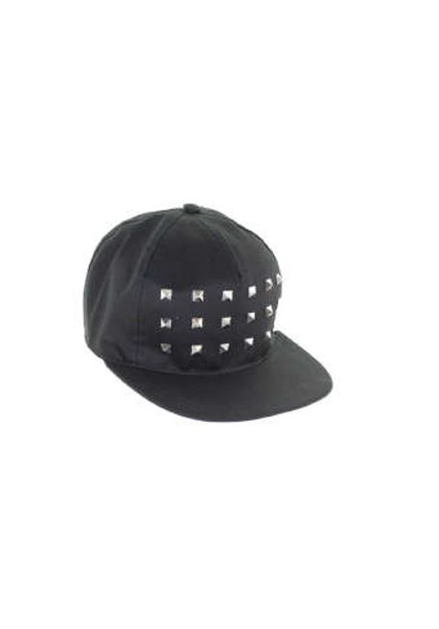 Studded hat