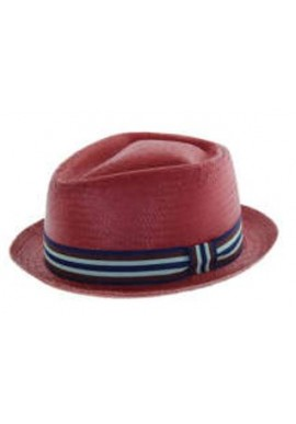 Straw paper hat
