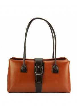 Genuine cow leather bag TOKIO