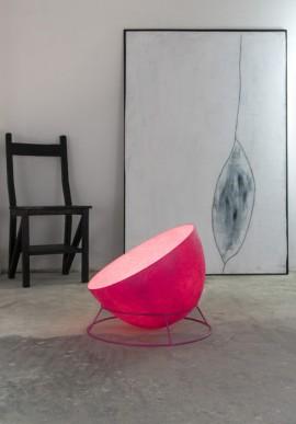 "Floor lamp ""H2O F Nebulite"""
