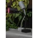 """Lampada da tavolo """"Paint T2 cemento"""""""