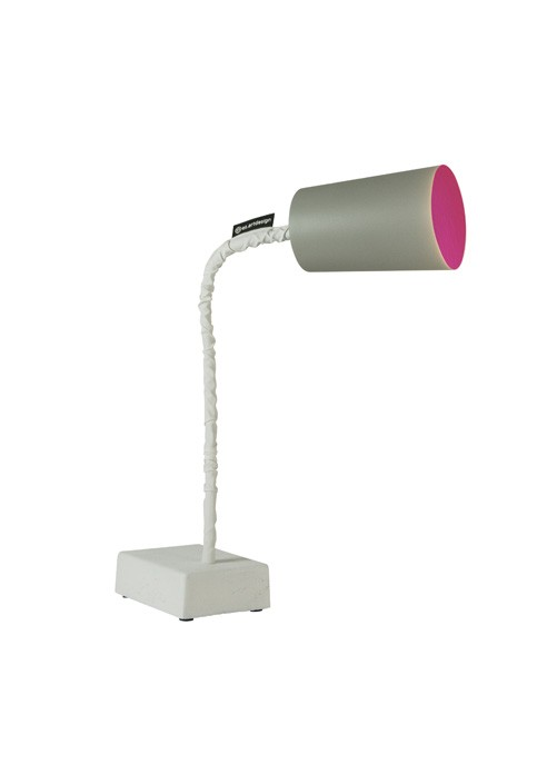 "Table lamp ""Paint T2 cemento"""