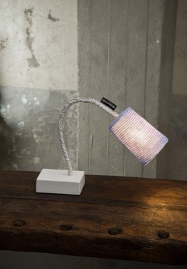 "Table lamp ""Paint T Stripe"""