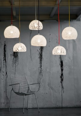 "Suspension Lamp ""Trama 1"""