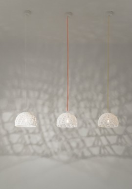 "Suspension Lamp ""Trama 2"""