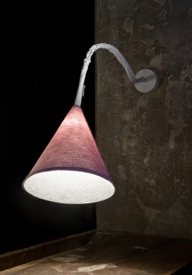"Wall Lamp ""Jazz A Stripe"""