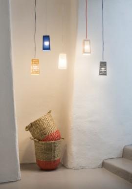 """Lampada a sospensione/muro """"CACIO&PEPE S"""""""