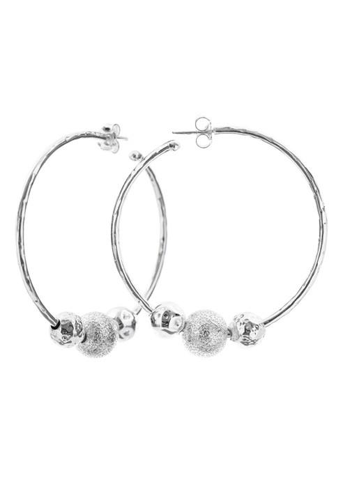 """Silver Earrings """"Venere"""""""