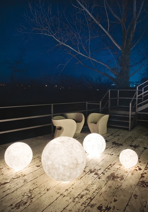 """Outdoor lamp """"Ex moon 35"""""""