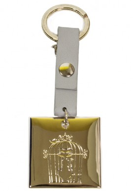 Key Ring pendant square