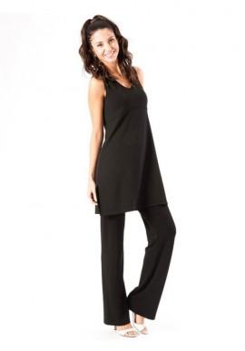Sleeveless Essential Dress V-neck