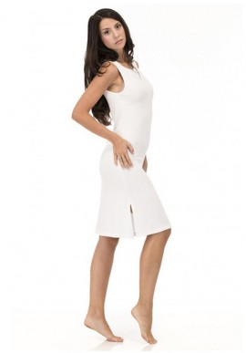 Bamboo sleeveless dress