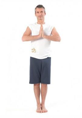 Pantalone Yoga corto uomo