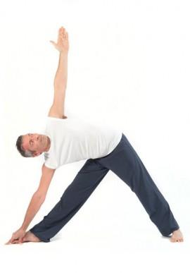 Pantalone lungo Yoga uomo