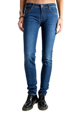 Jeans Nimes Lavaggio Stone Wash