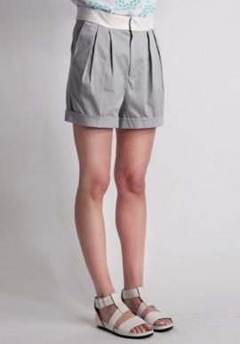 Pantaloncino grigio