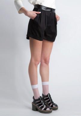 Pantaloncino nero