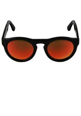 Occhiali da sole - nero/multilayer Rosso