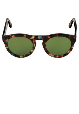 Occhiali da sole - Havana/Verde