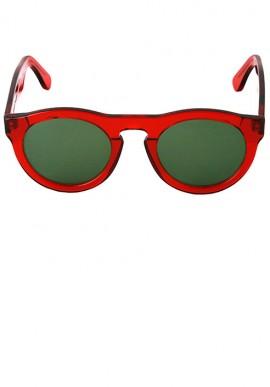 Occhiali da sole - Rosso/Verde
