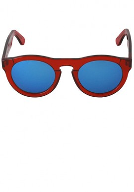 Red/Multilayer Blue - Sunglasses
