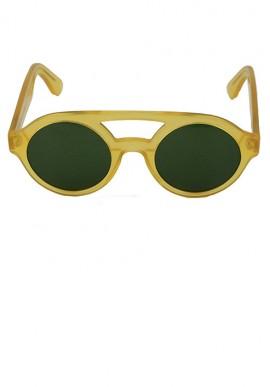 Occhiali da sole - Miele/Verde