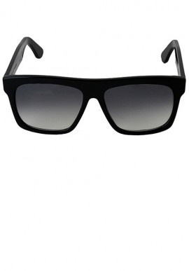 Black/Shaded Black Sunglasses