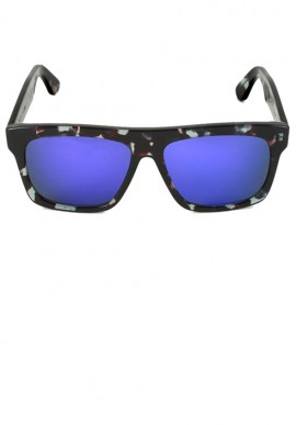 Havana/Multilayer Violet - Sunglasses