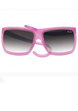 Sunglasses Trasparent fuchsia