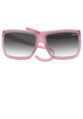 Sunglasses transparent Pink
