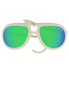 Occhiali con lenti a specchio colorate