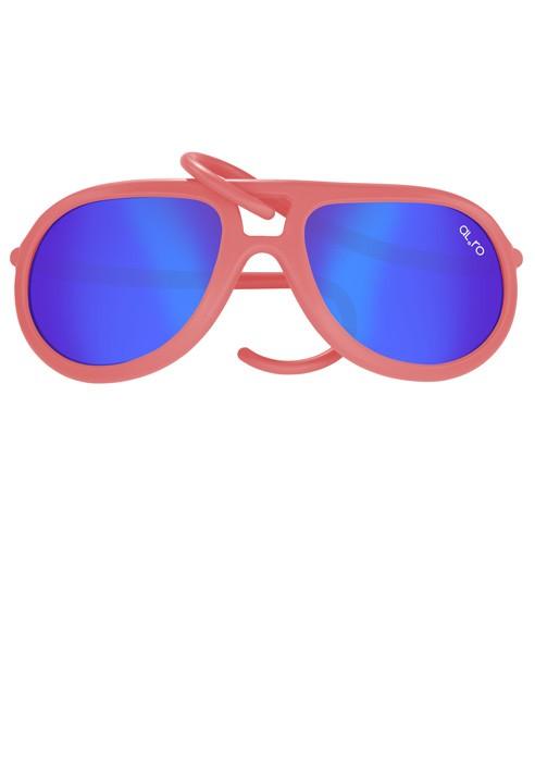 Occhiali da sole giovani e alla moda acquistali online su - Occhiali con lenti a specchio colorate ...