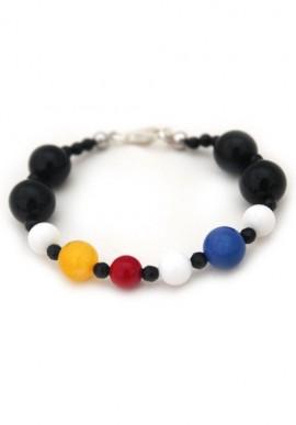 """Bracelet Onyx """"Mondrian"""""""