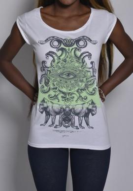 t-shirt stampa afrika