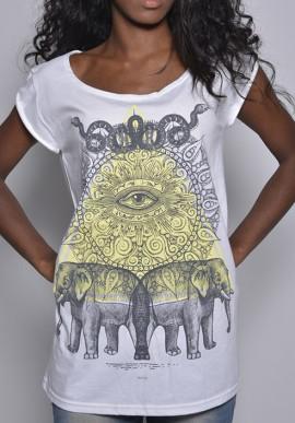 T-shirt stampa Asia