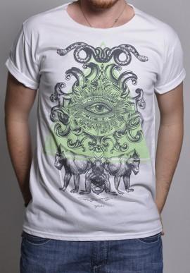 T-shirt uomo Afrika