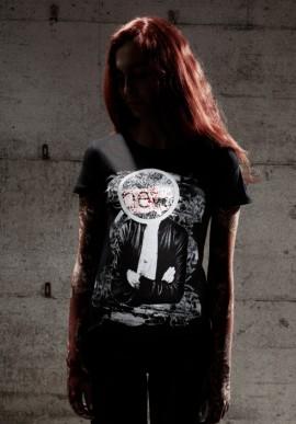 NEW MIKE Black T-Shirt