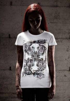 SKULLS t-shirt con stampa