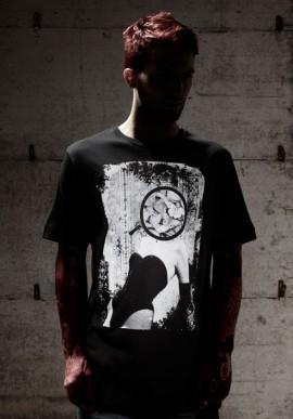 MBUTTERFLY black T-Shirt