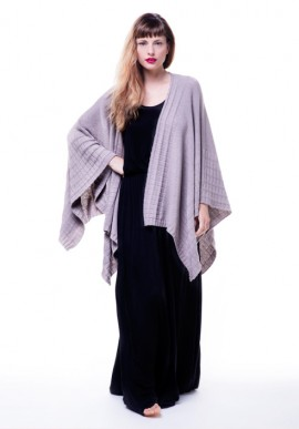 Light-weight classic cape