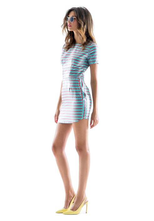Dress in linen
