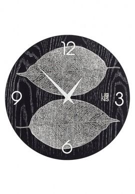 Orologio da muro 2 foglie