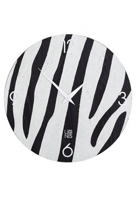 Animalier zebra watch