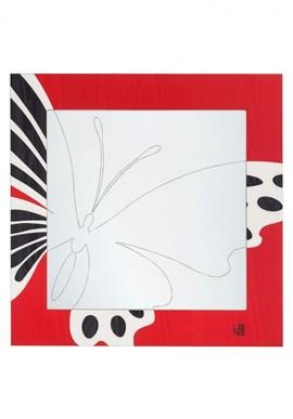 Specchio: Animalier butterfly
