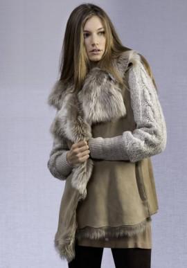 Cappotto da donna in lana