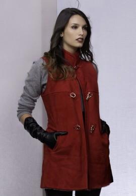 Vest woman