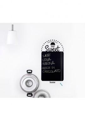 Blackboard sweet home