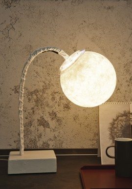 "Table lamp ""Micro T. Luna"""