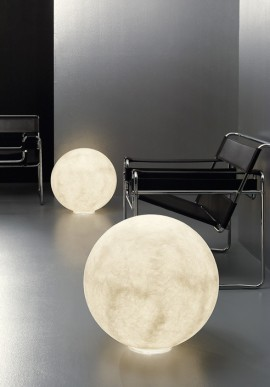 "Table lamp ""Floor moon2"""